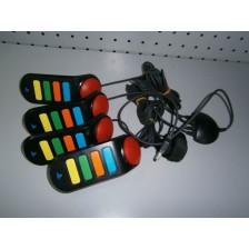 Juego Mandos Buzz PS2