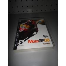 Juego Completo PAL ESP PS3 MotoGP 08