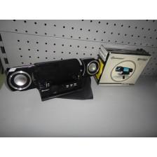 Sistema de Altavoces PSP Slim En Caja Gamexpert