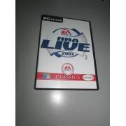 Juego PC Completo NBA LIVE 2001 PAL ESP