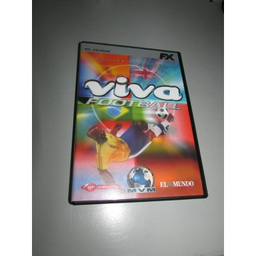 Juego PC Completo Viva Football PAL ESP