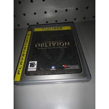 Juego Oblivion GoTy Platinum Completo PAL ESP
