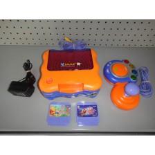 Consola Infantil V-Smile y 2 Juegos