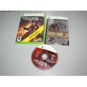 Juego Xbox 360 Completo Gears of War 2 PAL ESP