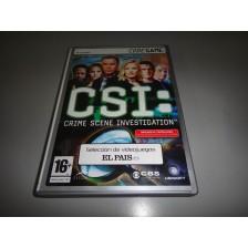Juego PC Completo PAL ESP CSI