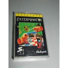 Juego Spectrum Cassette Exterminator