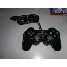Mando PS2 Negro Dualshock Original -1-