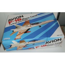 Avion F-18 Monocanal Carlinga Practicable Sanchis Ref.384 (1)