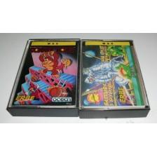 Lote Juegos MSX Future Knight y Donkey Kong