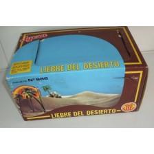 Moto Liebre del Desierto Sidecar Dirgida cable Jyesa Ref.986 (1)