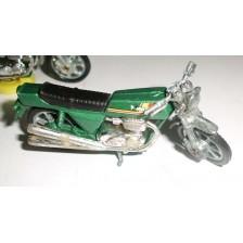 Moto Kawasaki Verde (Suelta 1) (Mira)